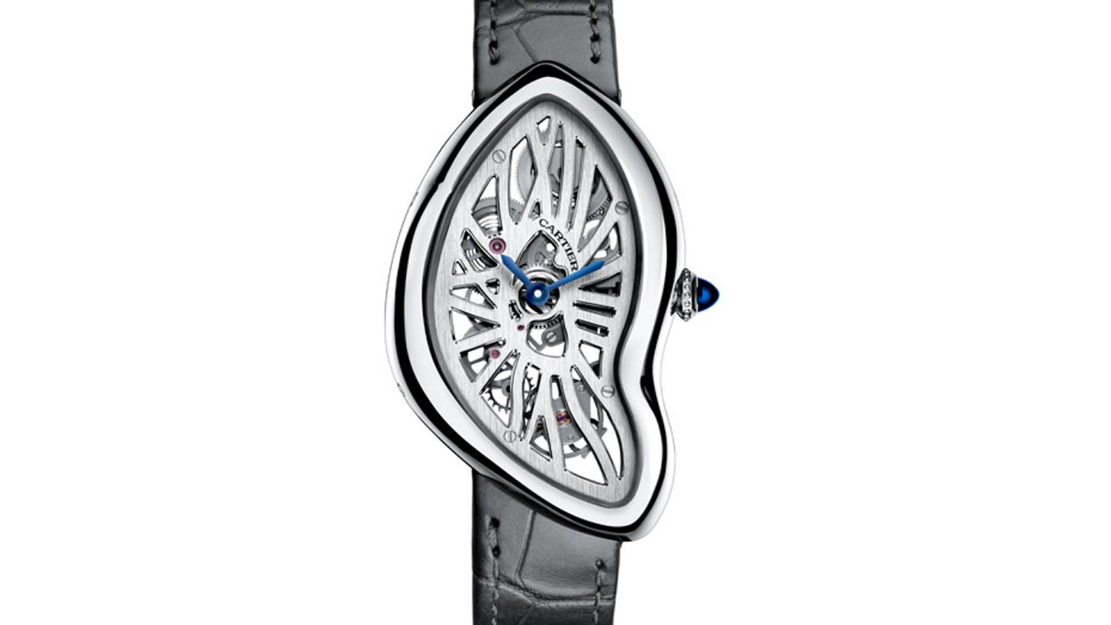 Cartier's Crash is Reborn as a Skeleton