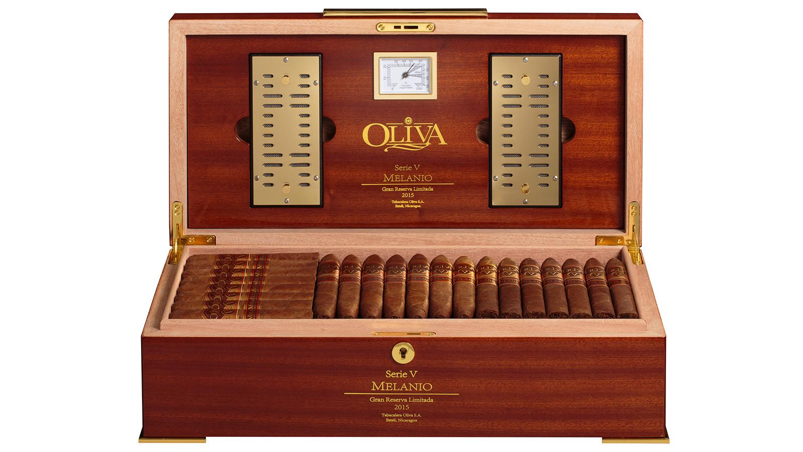 First Look—Oliva V Melanio Limited Humidor