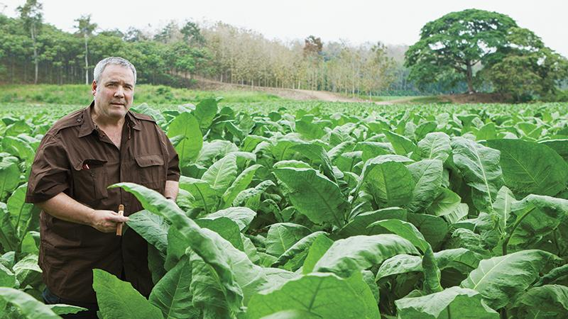 Oliva Tobacco Brings Classified Mexican Leaf Right To Estelí