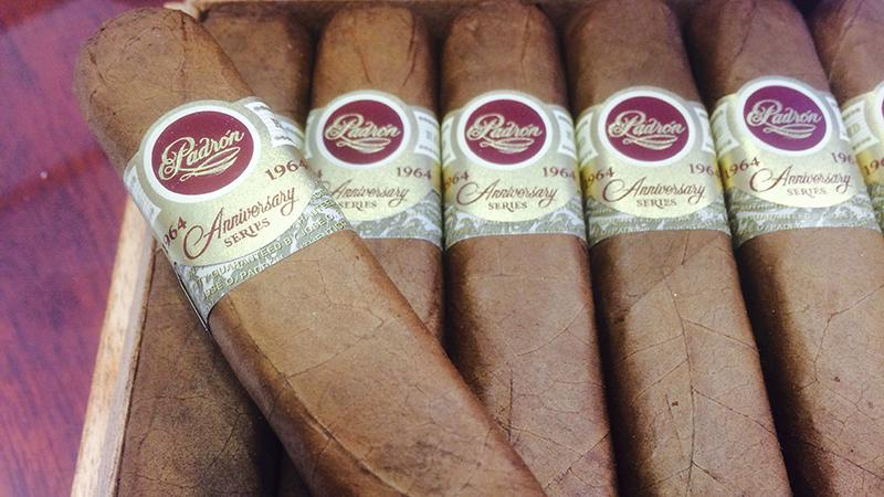 Padrón Adding Fat Cigar To Anniversary Line