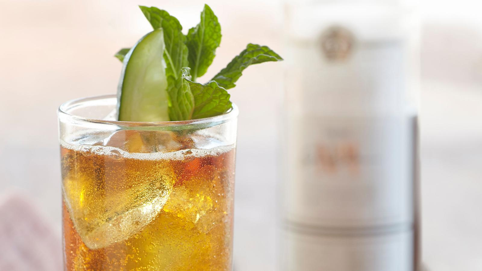 Pimm's Cup—An English Take On Summer