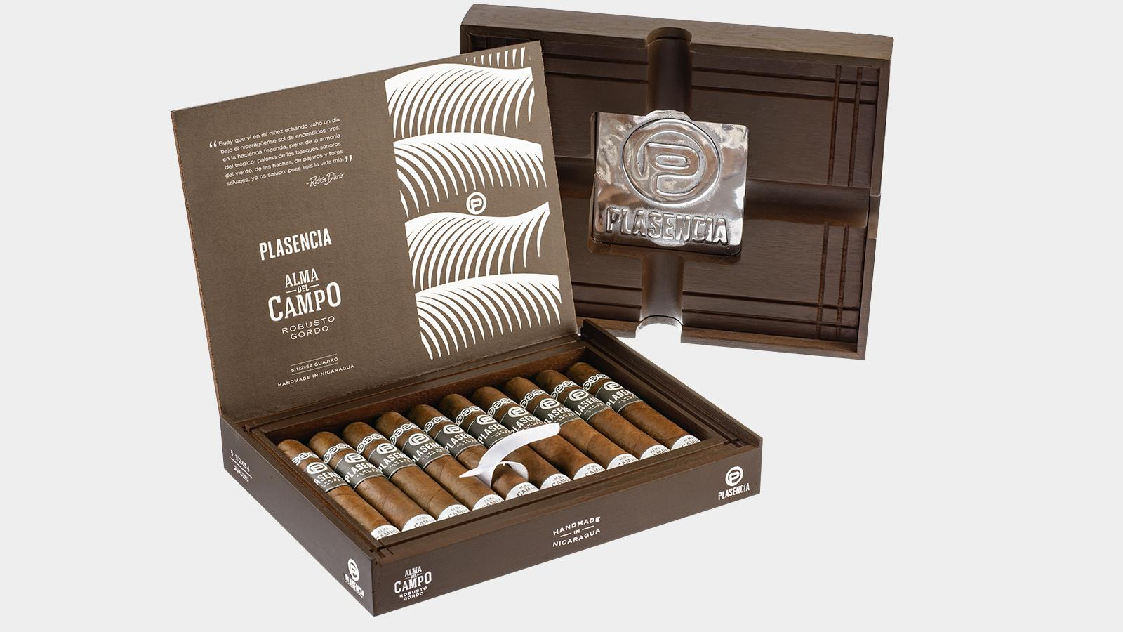 Alma del Campo is the second brand in what Plasencia is intending to be a five-part series.
