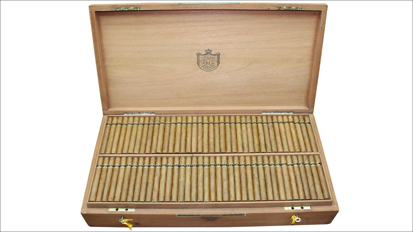 Vintage Cubans Up For Online Auction
