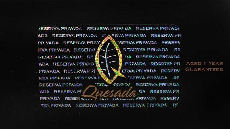 Quesada Reserva Privada Oscuro Coming In April