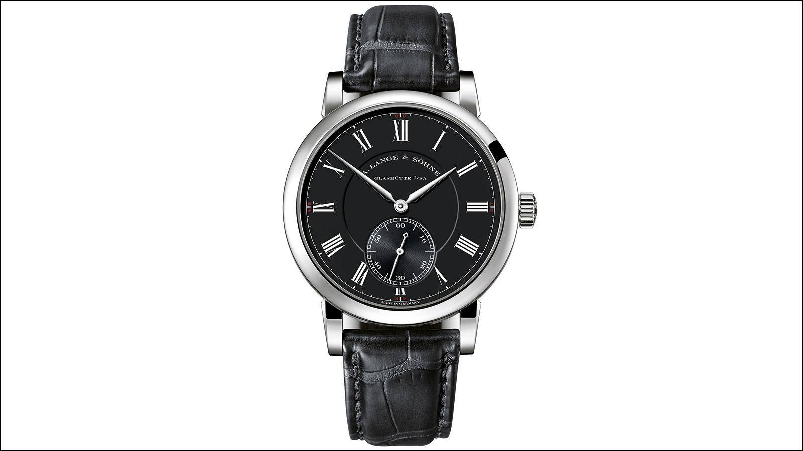 A. Lange & Söhne Blacks Out New Richard Lange Pour Le Mérite