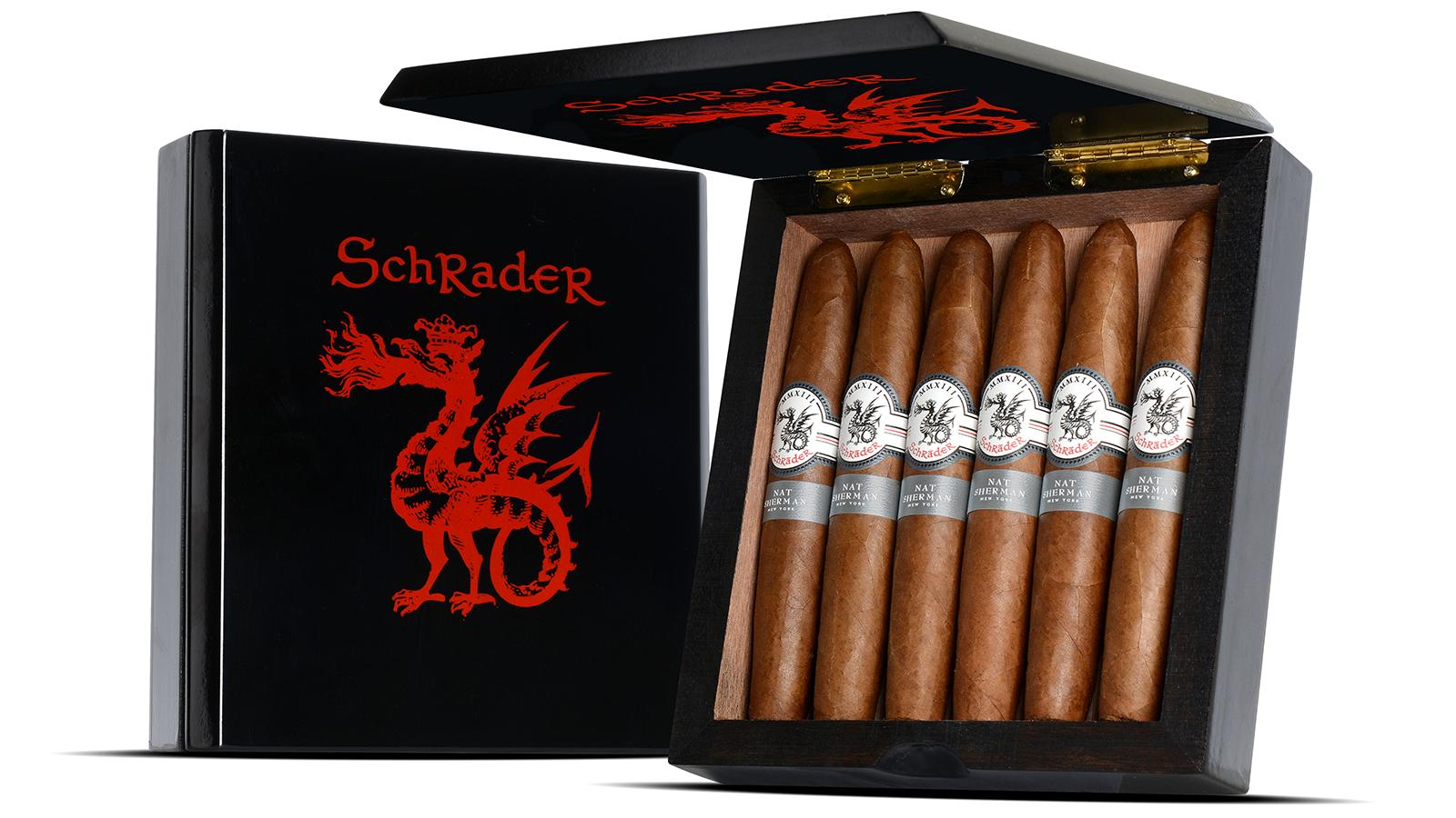 Napa Winemaker Releasing Second Cigar: Schrader MMXIII