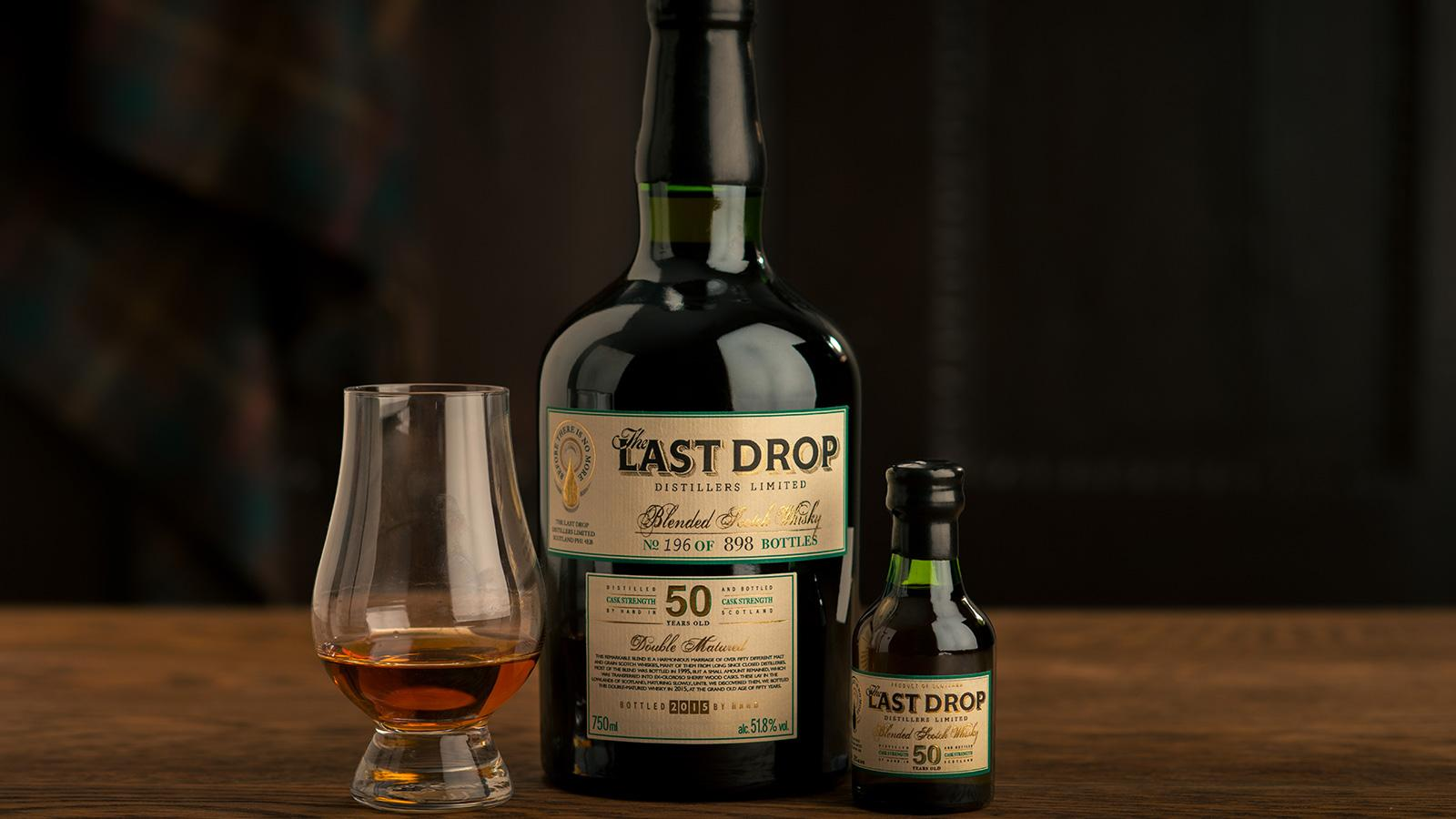 Last Drop Distillers Uncork Old Spirits At A Castle By The Sea