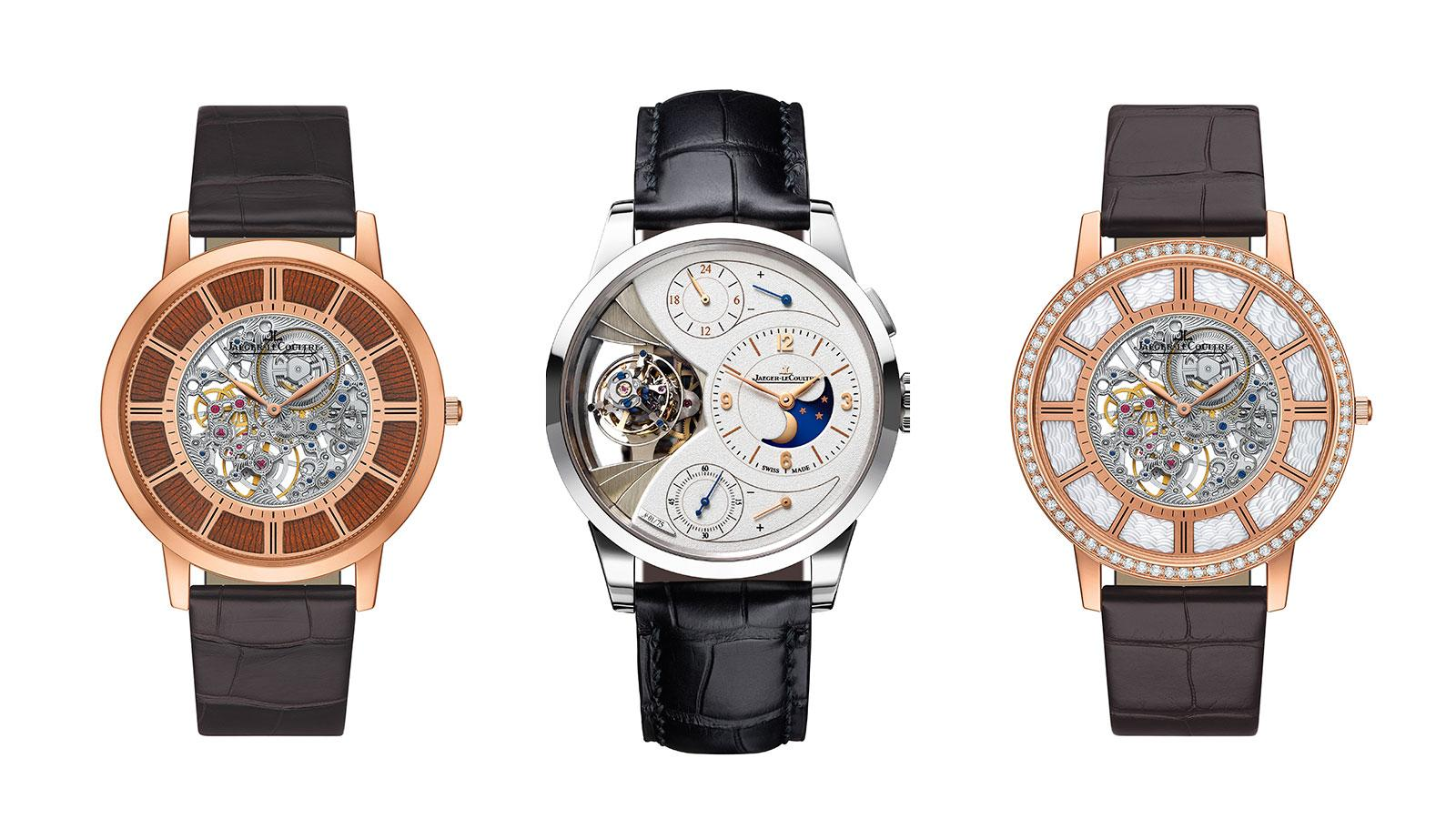 Jaeger-LeCoultre Shows Off Watch Masterworks at the Venice Film Festival
