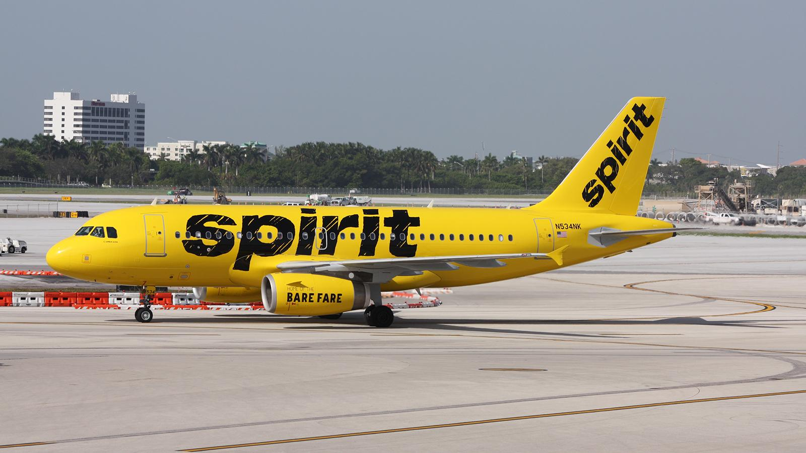 Spirit Airlines Joins Exodus from Cuba