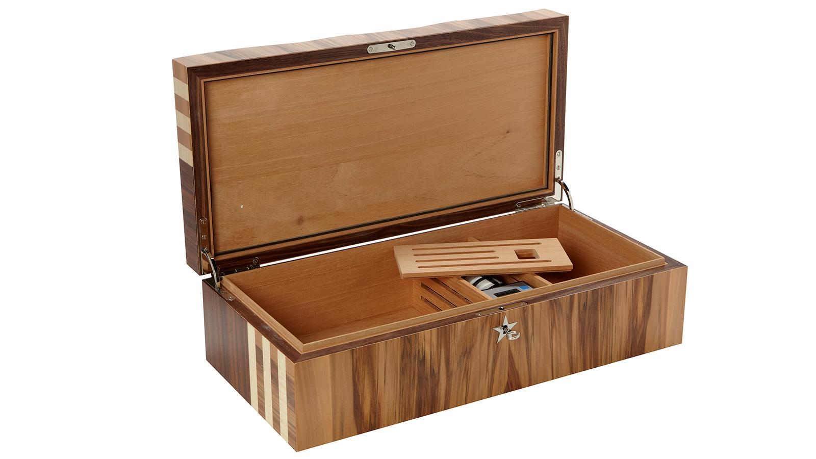 Linley Stars and Stripes Humidor