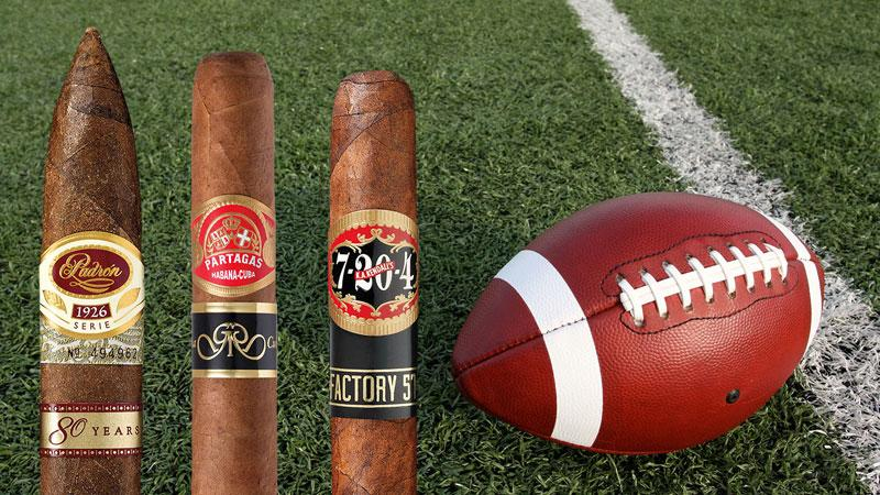 Editors' Picks: What Cigar To Smoke For Super Bowl LI
