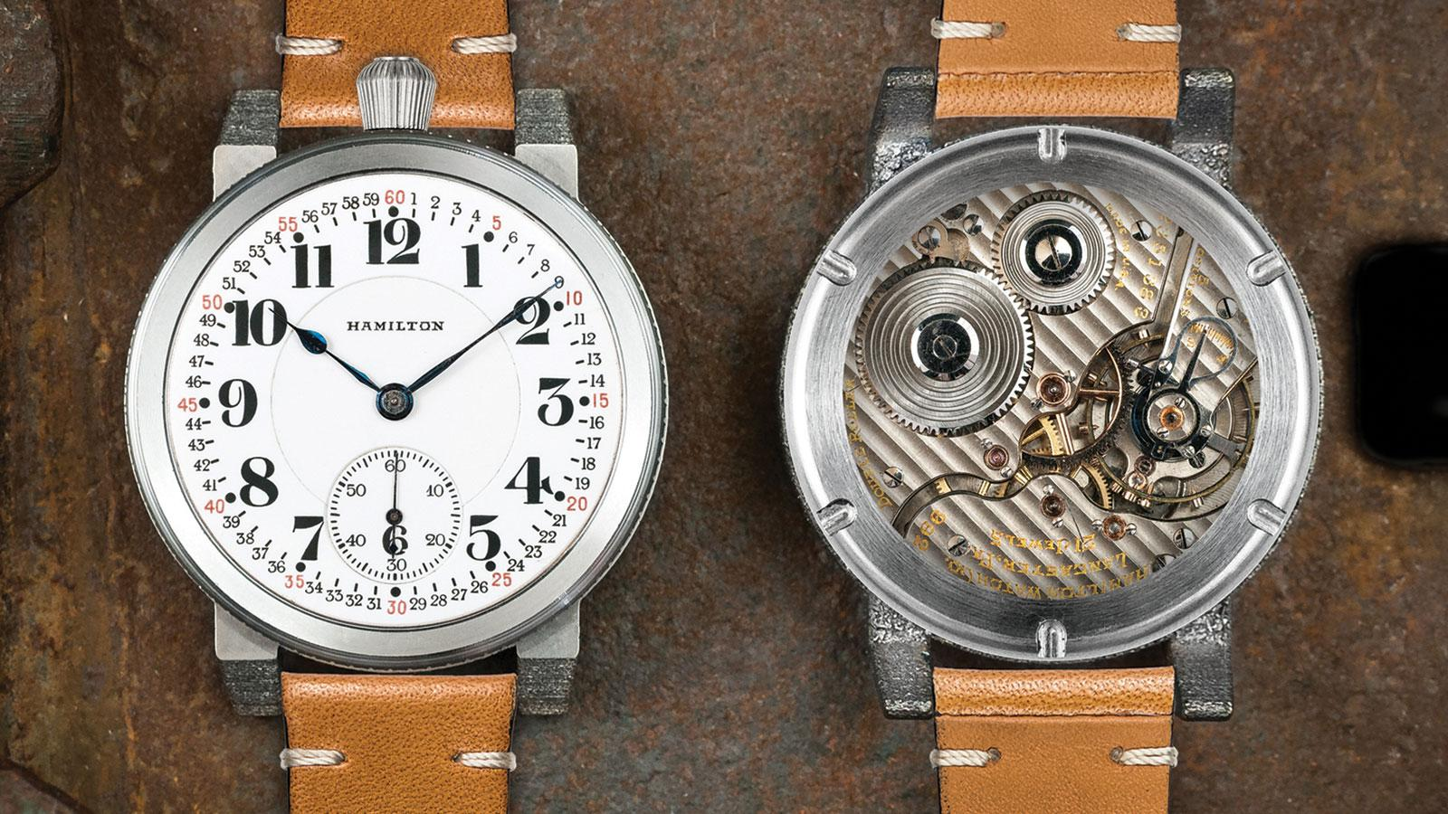 Vortic Blends Old and New To Produce An All-American Watch