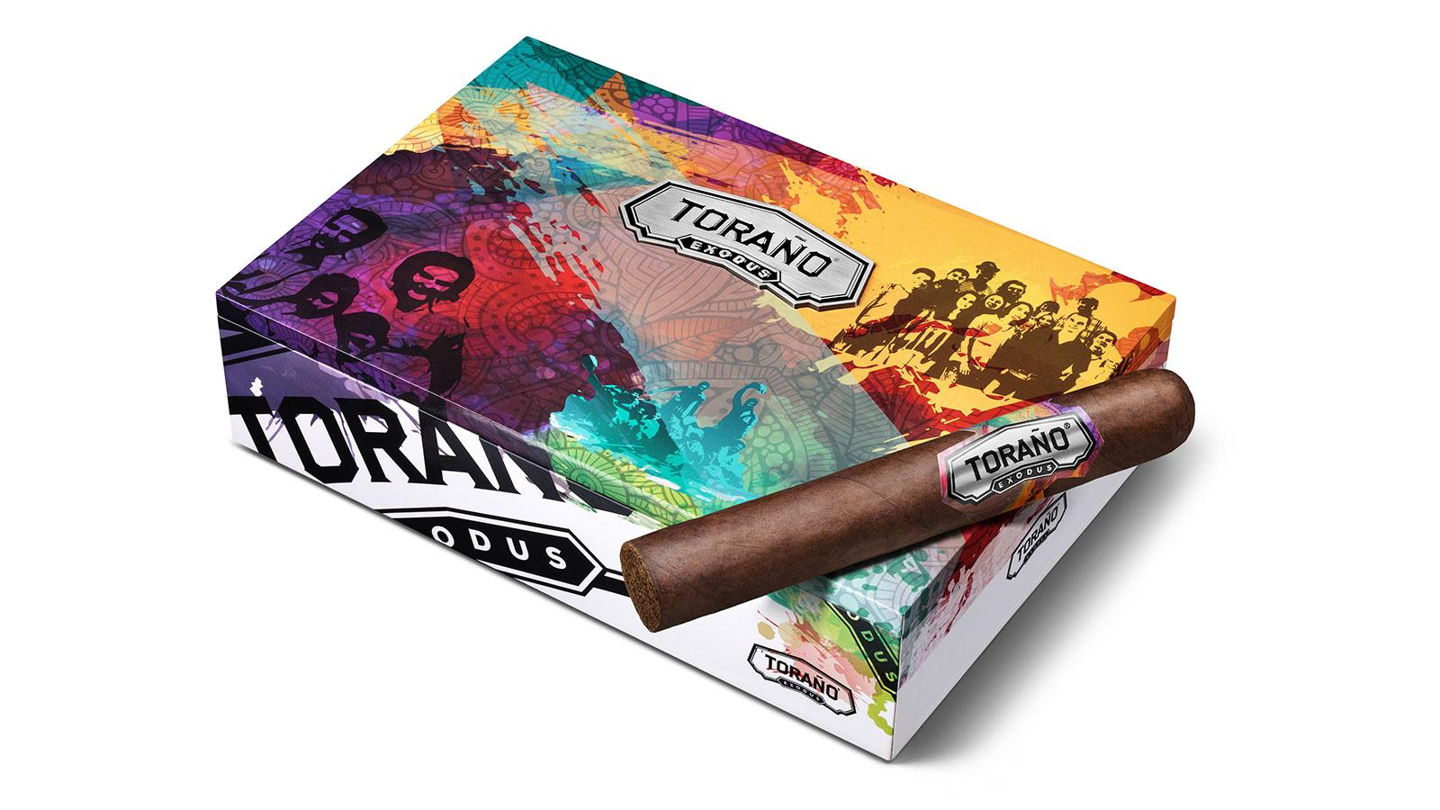 General Cigar Invigorates Toraño Exodus