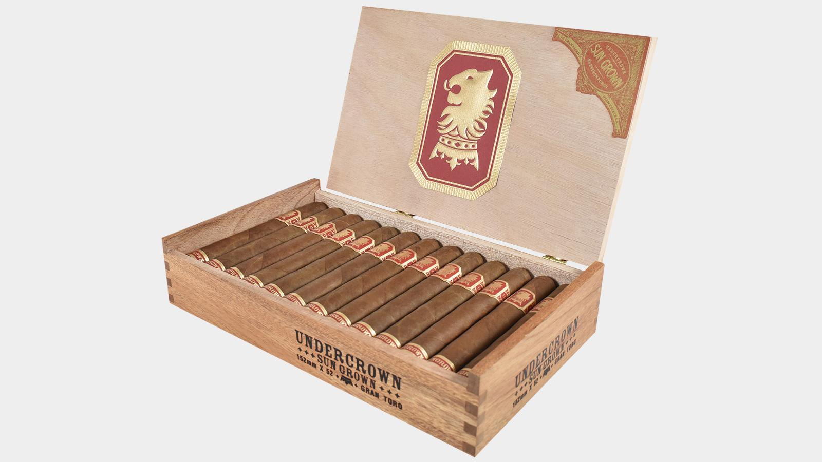 Drew Estate Introducing Undercrown Sun Grown This Week