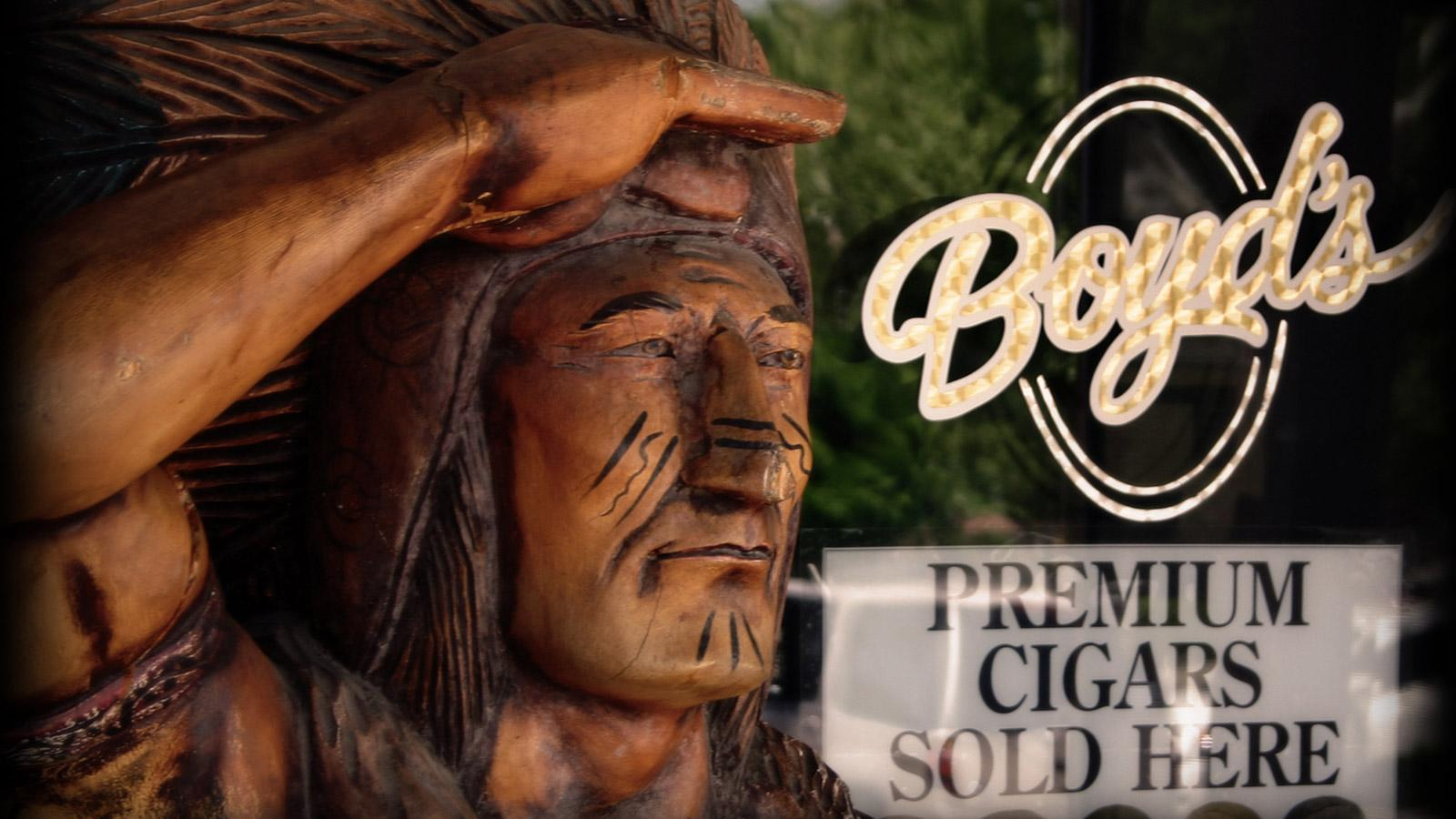Where To Smoke: Boyd's Tobacco & Elegant Gifts, Paso Robles, California