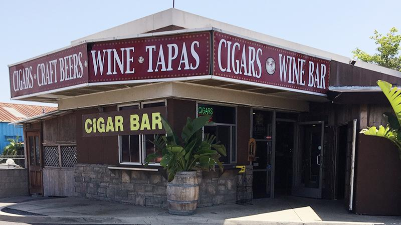 Where To Smoke: Habanos Café & Cigar Lounge, San Diego