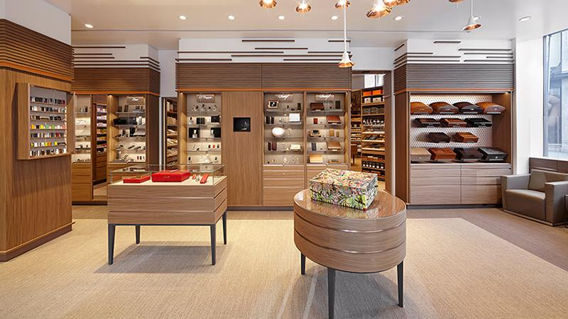 Davidoff's Original Geneva Store Gets a New Look