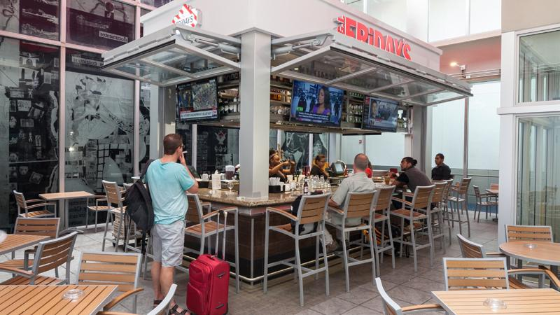 Miami International Airport Opens Smoking Lounge