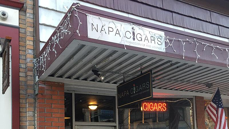Where To Smoke: Napa Cigars, Napa, California