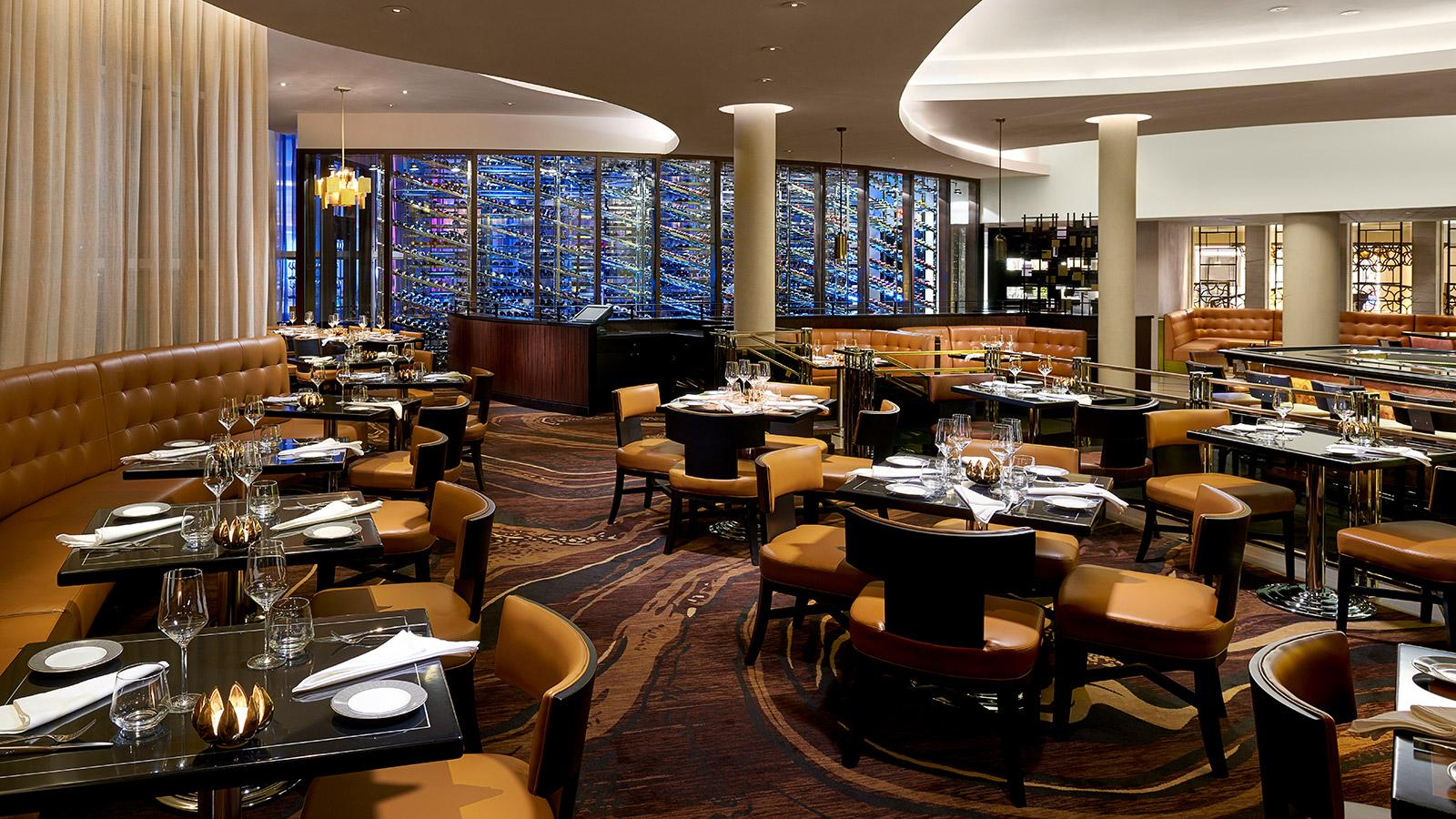 StripSteak is the Fontainebleau Hotel's premier steakhouse, owned by renowned chef Michael Mina.