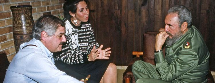 ARCHIVES: A Conversation With Fidel
