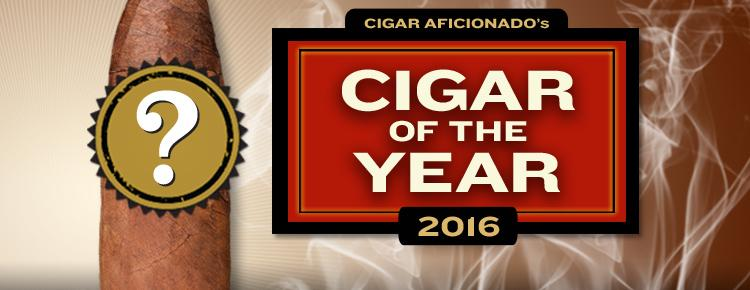 TOP 25: Introducing <em>Cigar Aficionado</em>'s 2016 Cigar Of The Year