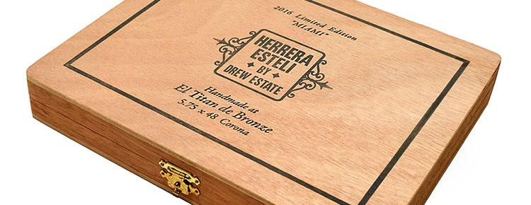 COMING SOON: Miami-Made Herrera Esteli To Debut Next Week