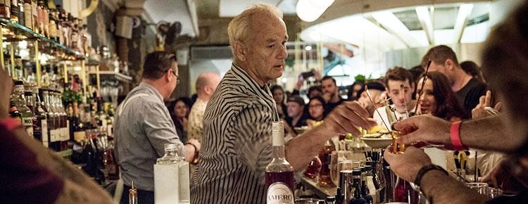 BLOG: I Gave A Cigar To Bill Murray