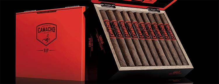 COMING SOON: Camacho Cigars Get Box Pressed