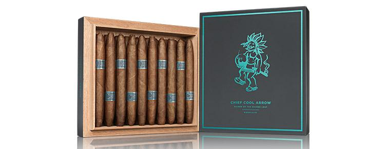 NEW CIGAR: Room101 Releases Limited-Edition Chief Cool Arrow