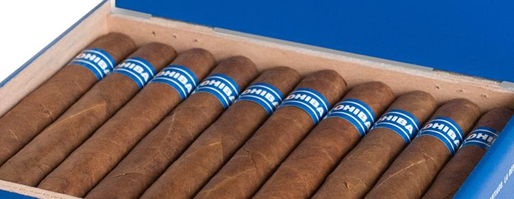 NEW CIGAR: General Launches Value-Priced Cohiba Blue
