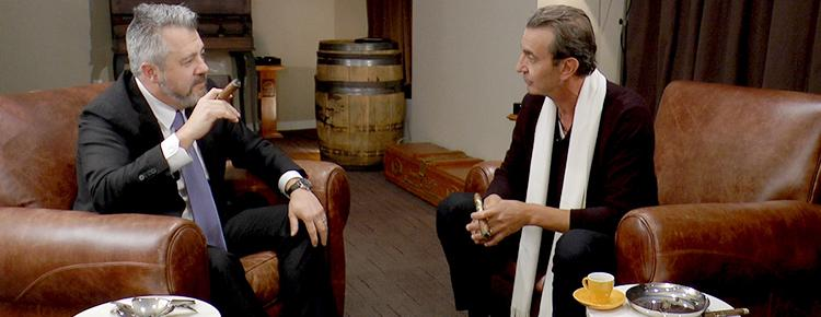 VIDEO: Smoking With Litto Gomez—Part III, Creating A Great Cigar Shape