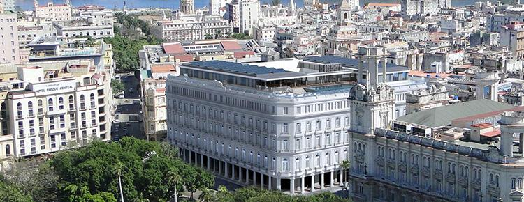 CUBA: Luxury Kempinski Hotel Opens Its Doors In Havana