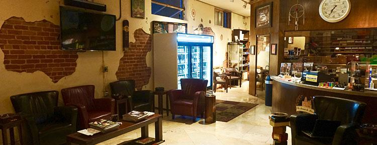 WHERE TO SMOKE: La Aroma De Havana Cigar Lounge, Santa Barbara, CA