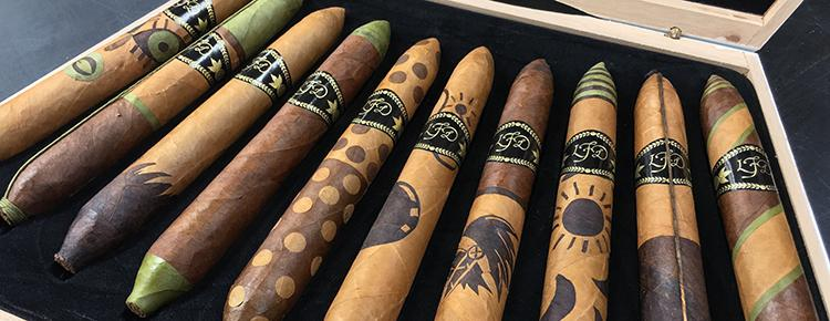 NEW CIGAR: Works of Art From La Flor Dominicana