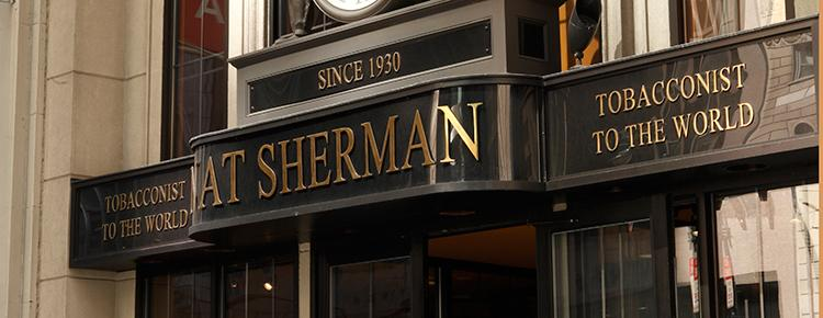 UPDATE: Nat Sherman Townhouse Reopens Following Acquisition