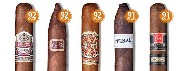 TASTING: 11 Cigars To Smoke Right Now