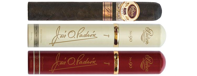 BIRTHDAY CIGAR: Padrón Unveils Serie 1926 No. 90