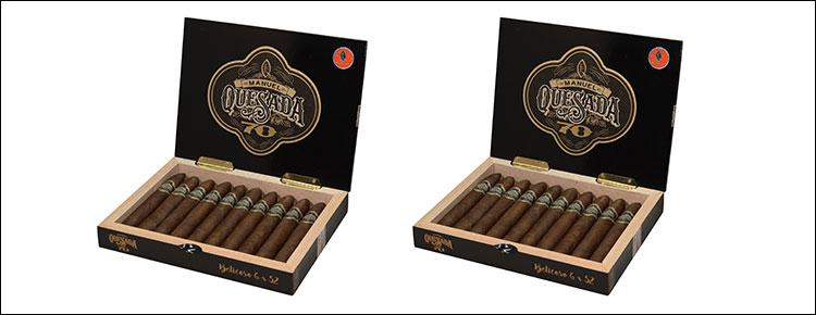 LIMITED EDITION: Manuel Quesada Honored With Birthday Cigar