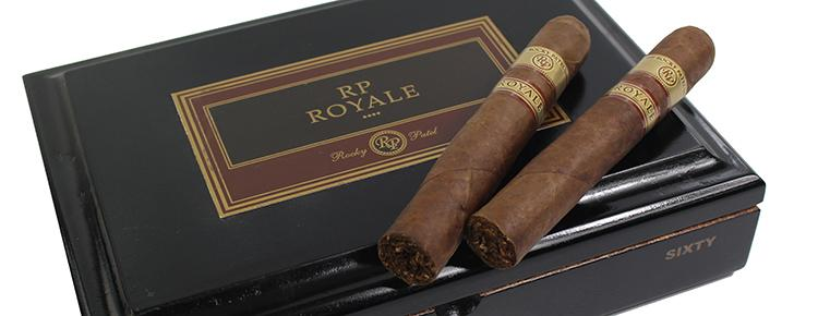 NEW SIZE: Rocky Patel Adds A Grande To Royale