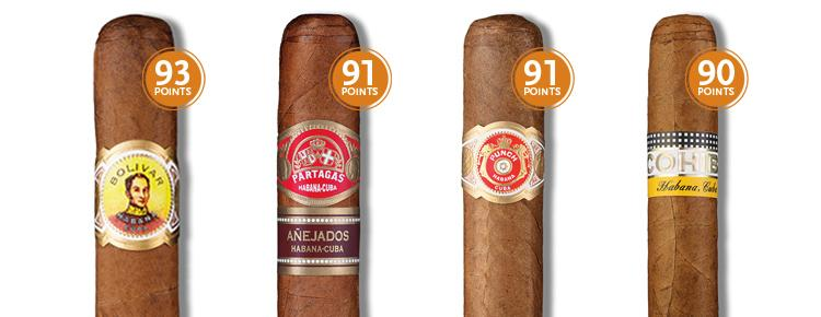 CUBA: Eight Great Cuban Cigars To Buy Now