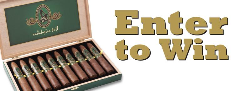 CONTEST: Win A Box Of <em>Cigar Aficionado</em>'s Cigar Of The Year