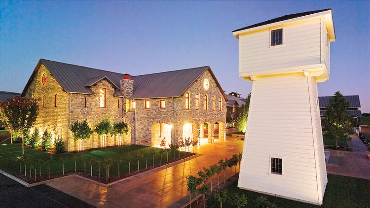Silver Oak Buys Napa Cult Winery Ovid