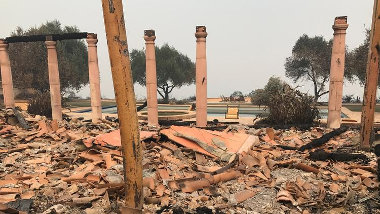 Devastating California Fires Spread to New Areas