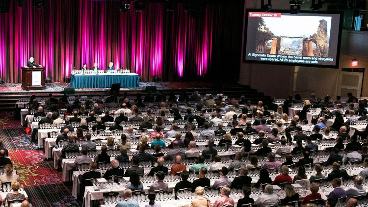 Wine Country Strong: Napa and Sonoma Look Ahead