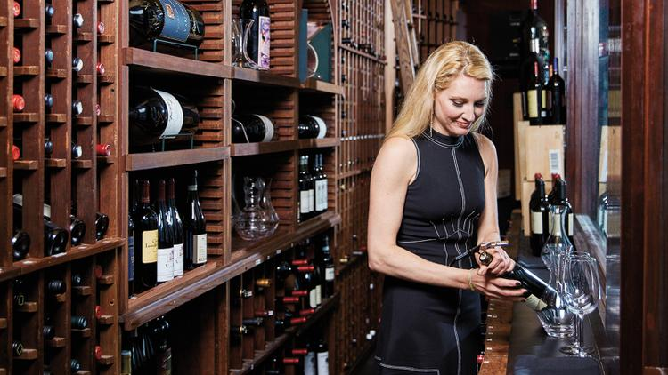 22 Restaurants with Star Sommeliers