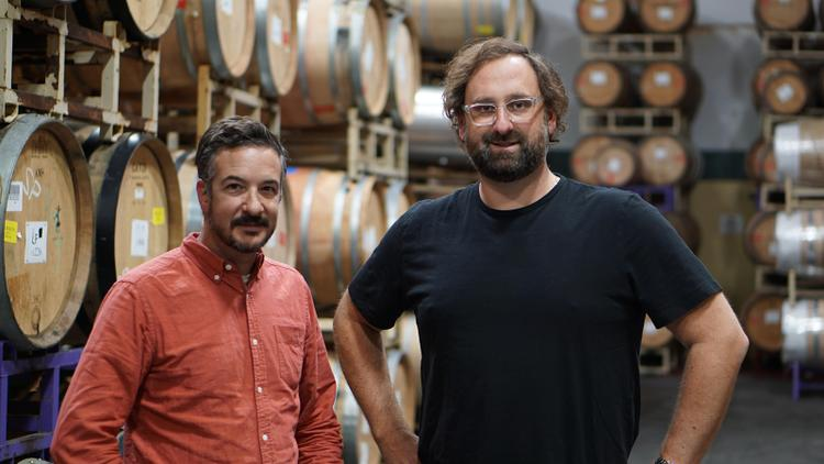 Sweet Berry Wine! Eric Wareheim's No-Joke Carignan