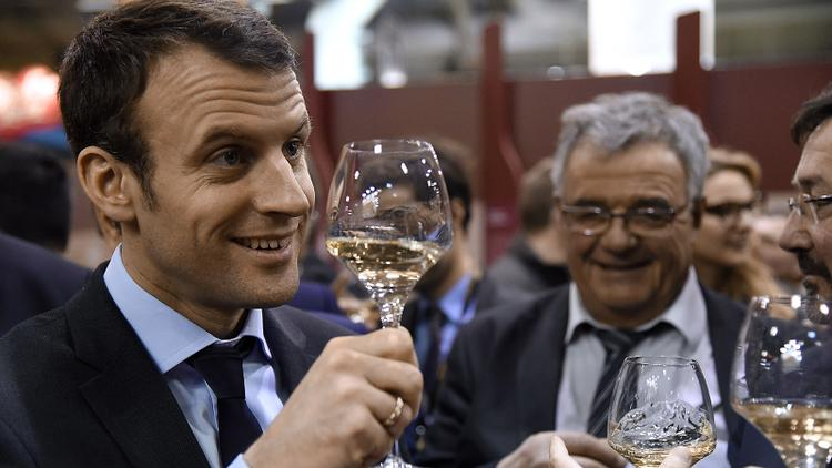 Bordeaux vs. Champagne in Macron-Le Pen Matchup