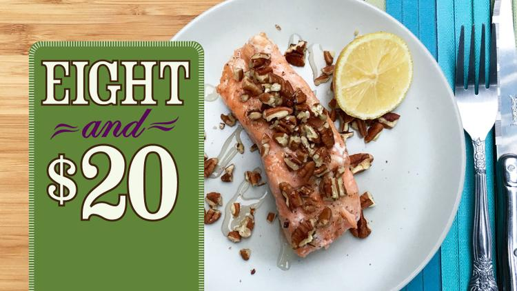 Recipe: Honey-Pecan Salmon