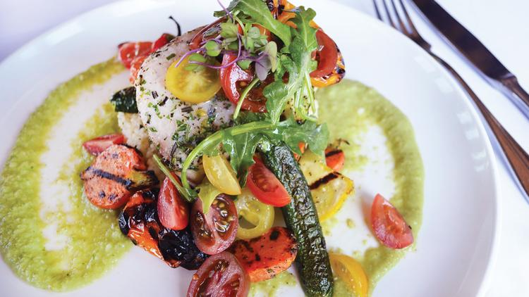 Summer Recipe: Grilled Striped Bass